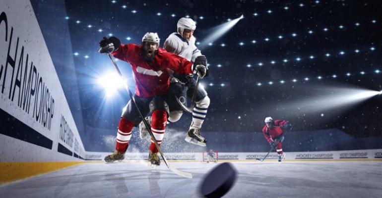 Hokej na lodzie w cieniu innych sportów